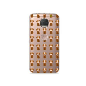 Capa para Moto G5S Plus - Cocker