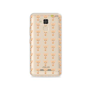 Capa para Asus Zenfone 3 Max - 5.2 Polegadas - Chihuahua