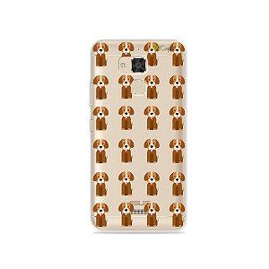 Capa para Asus Zenfone 3 Max - 5.2 Polegadas - Cocker