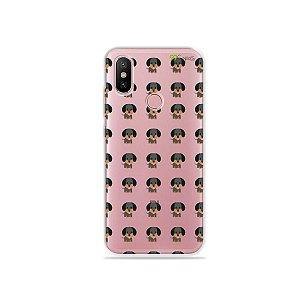 Capa para Xiaomi Mi A2 - Salsichinha
