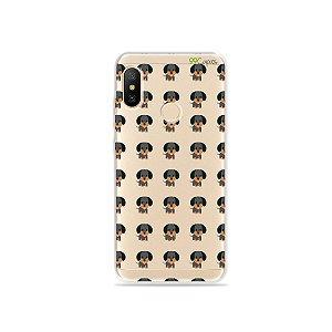 Capa para Xiaomi Mi A2 Lite - Salsichinha