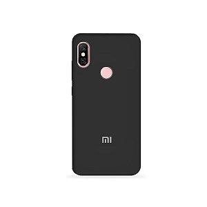 Silicone Case Preta para Xiaomi Redmi Note 7 - 99Capas