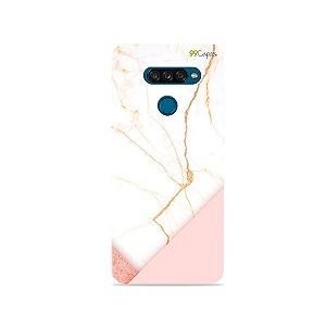 Capa para LG K50s - Marble