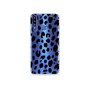 Capa para Galaxy A20s - Animal Print Basic