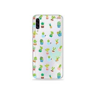 Capa para Galaxy A30s - Cactus