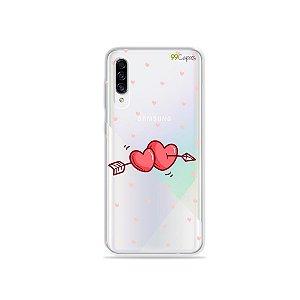 Capa para Galaxy A30s - In Love