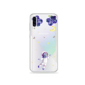Capa para Galaxy A30s - Astronauta Sonhador