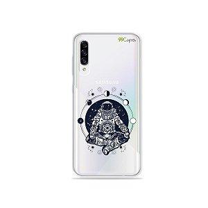 Capa para Galaxy A30s - Astronauta