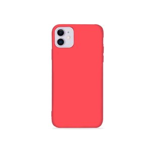 Silicone Case Rosa Neon para iPhone 11 (acompanha Pop Socket) - 99Capas