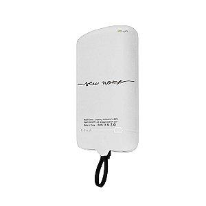 99Snap Powerbank - Type C / Tipo C ( Carregador portátil para celular) Personalizado com nome