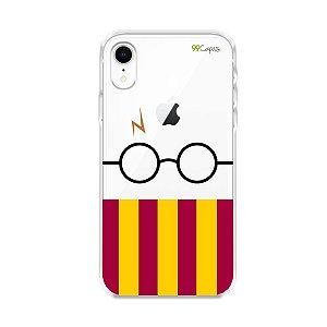 Capinha (transparente) para iPhone XR - H.P.