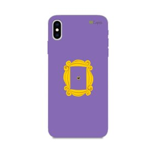 Capinha para iPhone XS Max - Friends