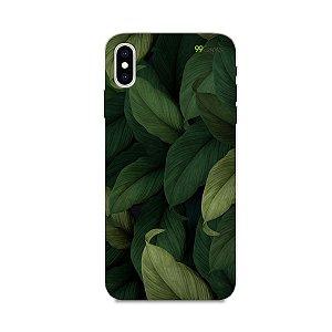 Capinha para iPhone XS Max - Folhas