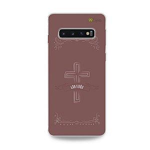Capinha para Galaxy S10 Plus - Gratidão