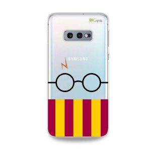 Capinha (transparente) para Galaxy S10e - H.P.