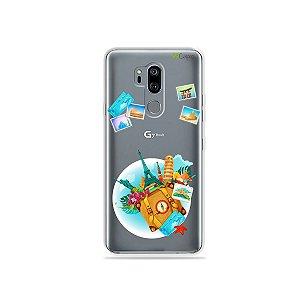 Capinha (transparente) para LG G7 ThinQ - Memórias