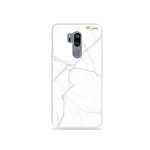Capinha para LG G7 ThinQ - Marble White