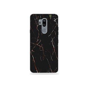 Capinha para LG G7 ThinQ - Marble Black