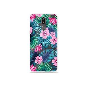 Capinha para LG K12 Plus - Tropical