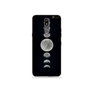Capinha para LG K12 Plus - Fases da Lua