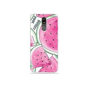 Capinha para LG K12 Plus - Watermelon