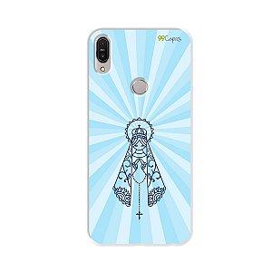 Capinha para Zenfone Max Pro - Nossa Senhora