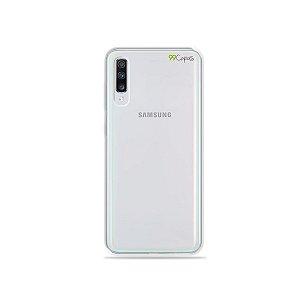 Capinha para Galaxy A70s - Transparente