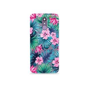 Capinha para LG Q7 - Tropical