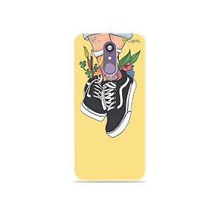 Capinha para LG Q7 - Sneakers