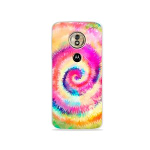 Capa para Moto G6 Play - Tie Dye