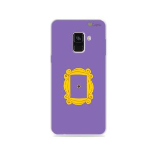 Capinha para Galaxy A8 - Friends