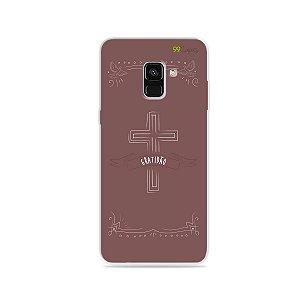 Capinha para Galaxy A8 Plus - Gratidão