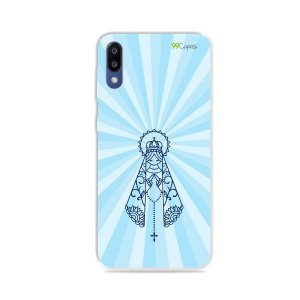 Capinha para Galaxy M10 - Nossa Senhora