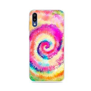 Capinha para Galaxy M10 - Tie Dye