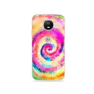 Capinha para Moto G5s - Tie Dye