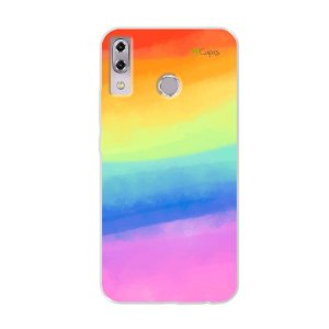 Capinha para Zenfone 5 e 5Z - Rainbow