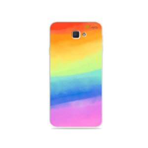 Capinha para Galaxy J7 Prime - Rainbow