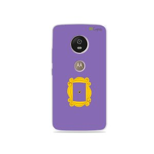 Capa para Moto G5 - Friends