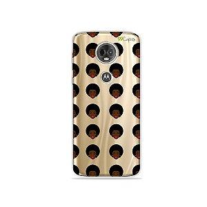 Capa para Moto E5 Plus - Black Girls
