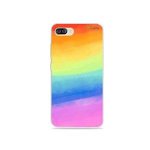 Capinha para Zenfone 4 Max 5.5 - Rainbow