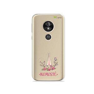 Capa para Moto E5 Play - Namastê