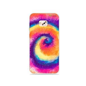 Capinha para Zenfone 4 Selfie Pro - Tie Dye Roxo