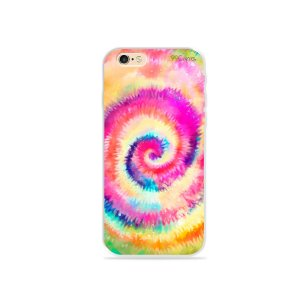 Capinha para iPhone 6/6S - Tie Dye