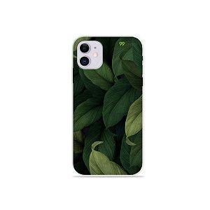 Capinha para iPhone 11 - Folhas
