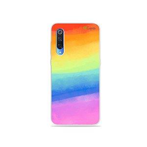 Capinha para Xiaomi Mi 9 - Rainbow