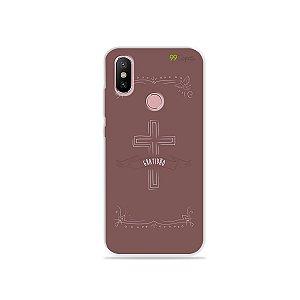 Capinha para Xiaomi Mi A2 - Gratidão
