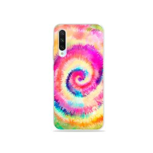 Capinha para Xiaomi Mi A3 - Tie Dye