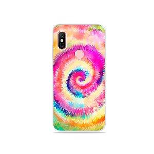 Capinha para Xiaomi Redmi Note 6 Pro - Tie Dye