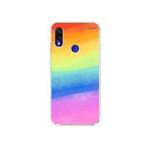Capinha para Xiaomi Redmi Note 7 - Rainbow