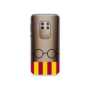 Capinha (transparente) para Moto One Zoom - H.P.